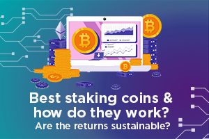 Best Staking Coins